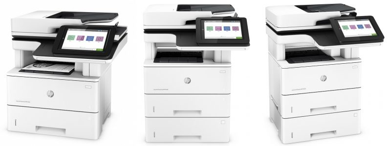 LaserJet Enterprise Flow MFP M527